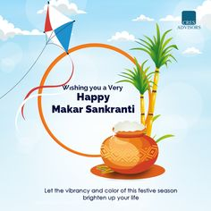 Wishing Makar Sankranti day be filled with sweet happiness. Thai Pongal, Happy Birthday Doodles, Good Morning Happy Sunday, Happy Makar Sankranti, Financial Goals, Flower Wallpaper, Indian Beauty, Festivals, Dream Catcher