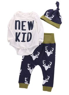 bd3db89f78f5 2017 pudcoco Newest Arrivals Hot Infant Newborn Toddler Baby Boys Girls  Clothes Romper Top Pant Legging Casual Outfits Set