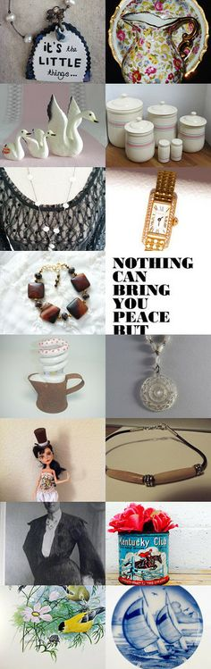 It's the little things for teamvintageusa by Sue on Etsy--Pinned with TreasuryPin.com