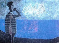 Producto: Rufino Tamayo, un artista famosa de Mexico. Sus pinturas son muy abstractas.
