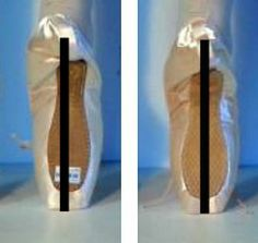 Make Your Pointe Fitting Count! - PointePerfect.com  #pointe #ballet #pointeshoes