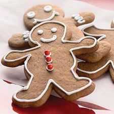 Gingerbread Cookies: King Arthur Flour
