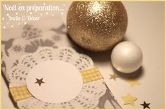 Nouveau décor de table de Noël, en préparation sur Invite & Décor