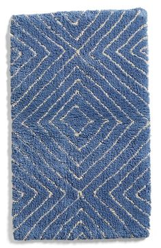 AM+Home+Textiles+Diamond+Bath+Rug+available+at+#Nordstrom