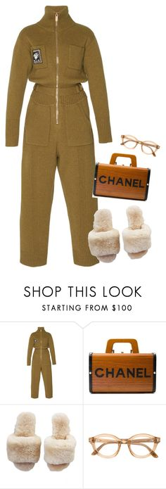 """""""growth"""" by chanelandcoke ❤ liked on Polyvore featuring Chanel and Tom Ford"""