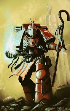 Астартес до Ереси ч. 2 Warhammer 40k, арт, длиннопост, adeptus astartes, warhammer 30k