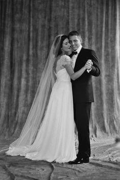 magical custom wedding dress and bespoke suit - lovely vintage feel.  annstreetstudio.com  (aka fromme-toyou blog)