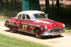 1949 Olds Rocket 88 - Buck Baker