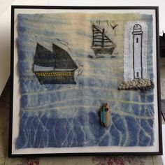 Inspired by Alfred Wallis