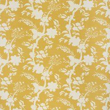 Beijing Blossom Amber by Lee Jofa Lee Jofa, Yellow Pattern, Fabric Houses, Yellow Fabric, Drapery Fabric, Fabric Swatches, Beijing, Fabric Patterns, Color Show