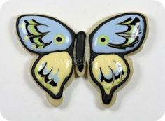 Cookie Decorating Tutorial – General Tips & Butterfly Cookies | Sweetopia
