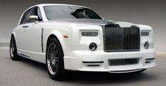 Rolls Royce Phantom The Mansory UHA Otomotiv A.Ş.