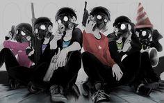 Zerochan anime image gallery for Matsuno Ichimatsu, Fanart. Anime Boys, Cute Anime Boy, Manga Anime, Anime Art, Anime Mascaras, Sans Sad, Mask Images, Fanart, Russian Roulette
