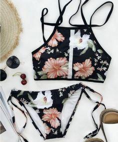 Trendy Beachwear for the Summer - 5 Consejos para sentirte preciosa en un bikini - Flashmode Middle East Cute Bikinis, Cute Swimsuits, Summer Suits, Summer Wear, Ropa Interior Boxers, Lingerie, Cooler Look, Cute Bathing Suits, Bathing Suits For Teens