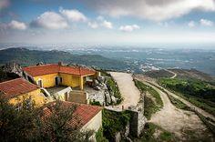 Peninha Sanctuary In Sintra