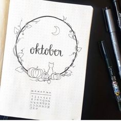 Created by . Created by . Bullet Journal Doodles, Bullet Journal Title Page, Bullet Journal October, Bullet Journal Key, Bullet Journal Quotes, Bullet Journal Spread, Bullet Journal Ideas Pages, Bullet Journal Inspiration, Bullet Journal Halloween