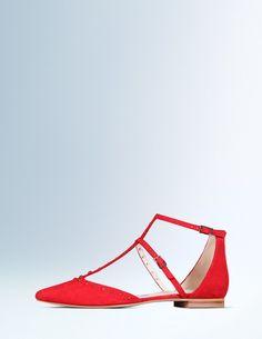 Chaussures Plates Cloutées Bonnie