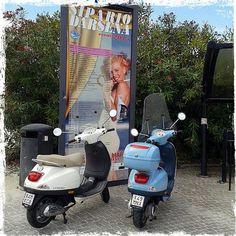 #vespa alla #barafonda #barafondabeach #rimini #romagna #sea #beach #mare #spiaggia #myrimini #raccontarimini #ig_rimini_ #igers #igersfc #igersemiliaromagna #igersrimini #instamood #vivorimini #vivocesena #vivoemiliaromagna #ig_forli_cesena #comunerim - #square squareformat iphoneography instagramapp http://buff.ly/1EGUERS