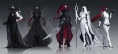 Guild of Mysteries v.2 by exellero.deviantart.com on @DeviantArt