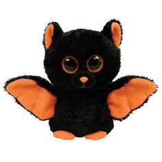TY Beanie Boos - MIDNIGHT the Bat (Regular Size - 6 inch)