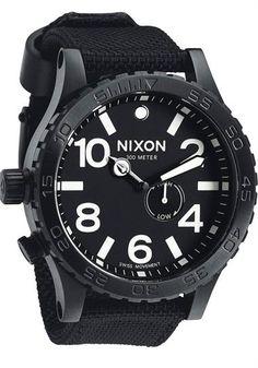 Nixon 51-30 nylon
