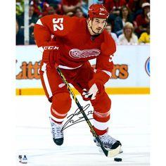 Jonathan Ericsson Detroit Red Wings Fanatics Authentic Autographed 16