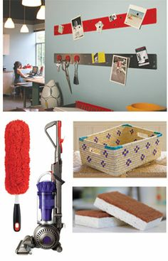 Spring cleaning time! Fun and effective products: http://blogs.seattletimes.com/market/?p=477
