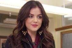 """25 Times Aria's Earrings Were the Biggest Mystery on """"Pretty Little Liars"""""""
