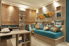 Decor Salteado - Blog de Decoração | Arquitetura | Construção | Paisagismo: Decoração de quartos masculino solteiro – veja 40 modelos lindos + dicas!