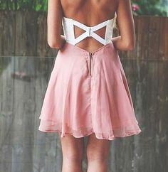 Pink Cutout dress LOVE IT