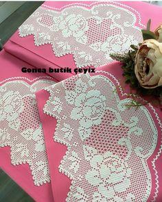 Crochet Doilies, Filet Crochet, Lace Stencil, Manta Crochet, Love Crochet, Knitting Stitches, Free Pattern, Stencils, Projects To Try