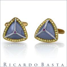 Ricardo Basta Cuff Links