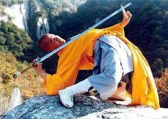 Endurance, Flexibility, Willpower. Shaolin Kung Fu