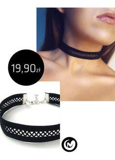 Kup mój przedmiot na #vintedpl http://www.vinted.pl/akcesoria/bizuteria/15710246-choker-z-elastycznego-paseczka-milimoon-czarny-plecionka-black-naszyjnik