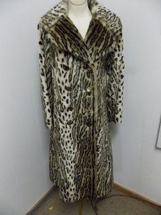 Mink Pink Leopard Blouse 40