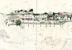 Susie Wright #Architectural Sketch