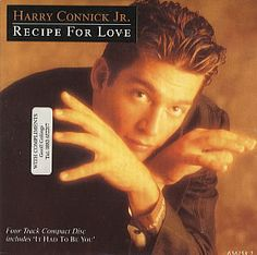 """For Sale - Harry Connick Jnr Recipe For Love UK  CD single (CD5 / 5"""") - See this and 250,000 other rare & vintage vinyl records, singles, LPs & CDs at http://eil.com"""