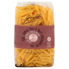 Garofalo Gluten Free Penne Pasta http://italiaregina.it/garofalo-gluten-free-penne-pasta/