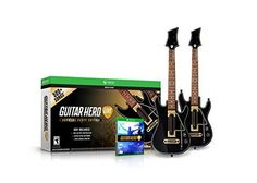 Guitar Hero Live Supreme Party Edition 2 Pack Bundle  Xbox One ** For more information, visit image link.Note:It is affiliate link to Amazon.