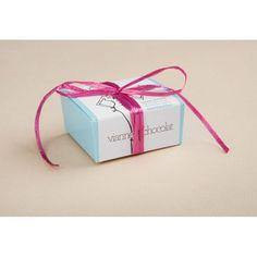 $7.98 - 4 Piece Box of Assorted Chocolates handmade by vianne chocolat on @weBakeit