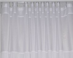 how to clean shower curtain liner without washing machine
