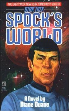 Star Trek Spock's World, the best Star Trek book ever!