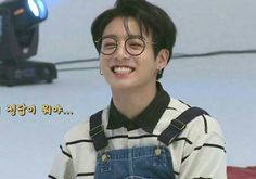 Seriously, he's so freaking cuteee!! Can't help it #jeonjungkook #jungkookbts #jungkook #kookie #smile #bunny #baby #cute #bts #bangtanboys #bangtansonyeondan #beyondthescene