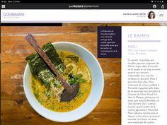 Ramen, Sainte Catherine, Guacamole, Mexican, Restaurant, Ethnic Recipes, Food, Japanese Noodles, Japanese Cuisine