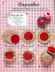 Living A Doll's Life : How To Make CuPCaKeS
