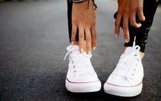New Converse sneakers. Converse Style, New Converse, White Converse, Converse Sneakers, Hot Shoes, Crazy Shoes, Weird Shoes, Walk In My Shoes, Shoe Show