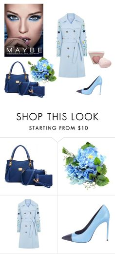 """""""Untitled #1982"""" by doinacrazy ❤ liked on Polyvore featuring VIVETTA, Yves Saint Laurent, women's clothing, women, female, woman, misses and juniors"""