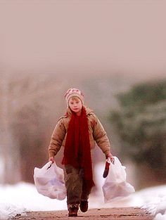 Kevin, Home Alone