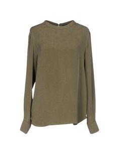 JOSEPH Women's Blouse Grey 2 US
