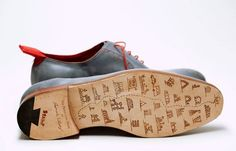 Fancy - Shoes With GPS by Dominic Wilcox